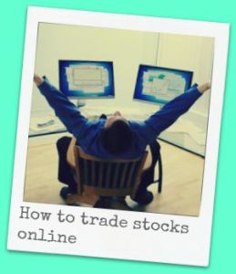 how to trade online