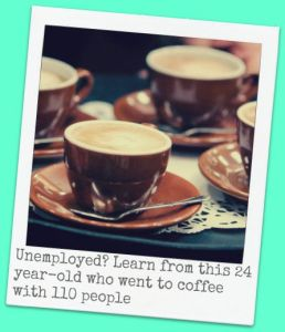 unemployed coffee